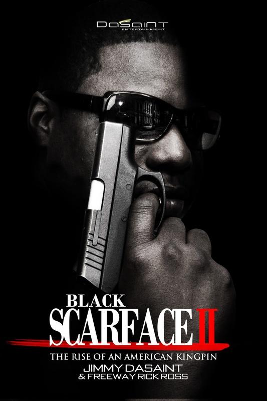 Markee Djordan: Black Scareface 2 book cover