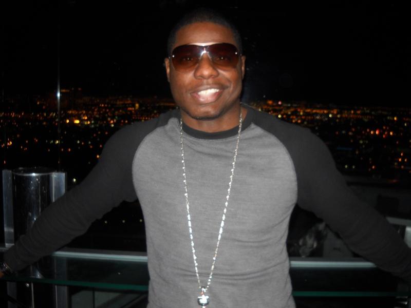 Markee in Las Vegas MTV Spring Break 2011